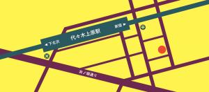 ウルフパックジャパン地図