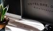 全室レコードプレイヤーを設置しているホテルがオープン