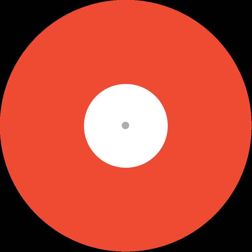こだわりのカスタムレコードプレス 格安・激安レコードプレス 10インチ カラー盤